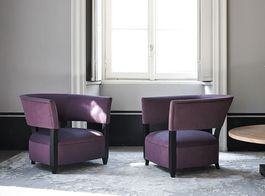 Lounge Chairs And Pouffes Tomassini Arredamenti Design