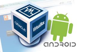Android + VirtualBox