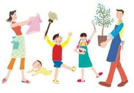 crianza es un trabajo en equipo