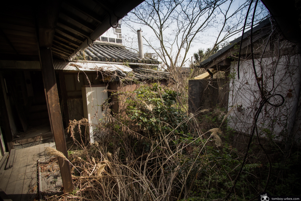 The Priceless Abandoned Clinic in Setouchi 瀬戸内の廃医院