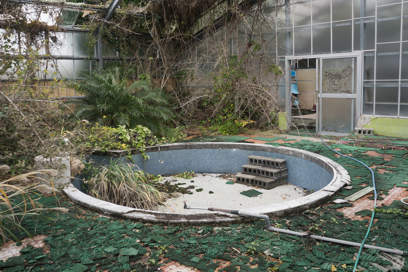 Abandoned Hachijo Hot Springs Hotel 八丈温泉ホテル 廃墟