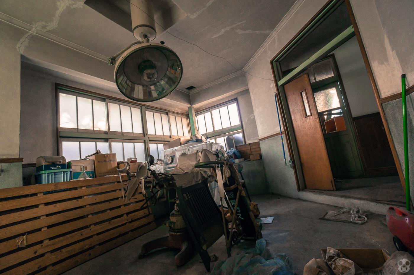 Abandoned Ob-Gyn Hospital  産婦人科の廃墟