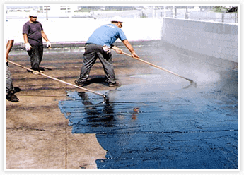 Asphalt Roof Repair in Orange County with Tom Byer Roofing Service