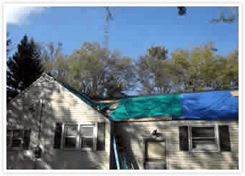 Roof Cover-Ups
