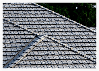 Shake Roof Repair in Orange County with Tom Byer Roofing Service