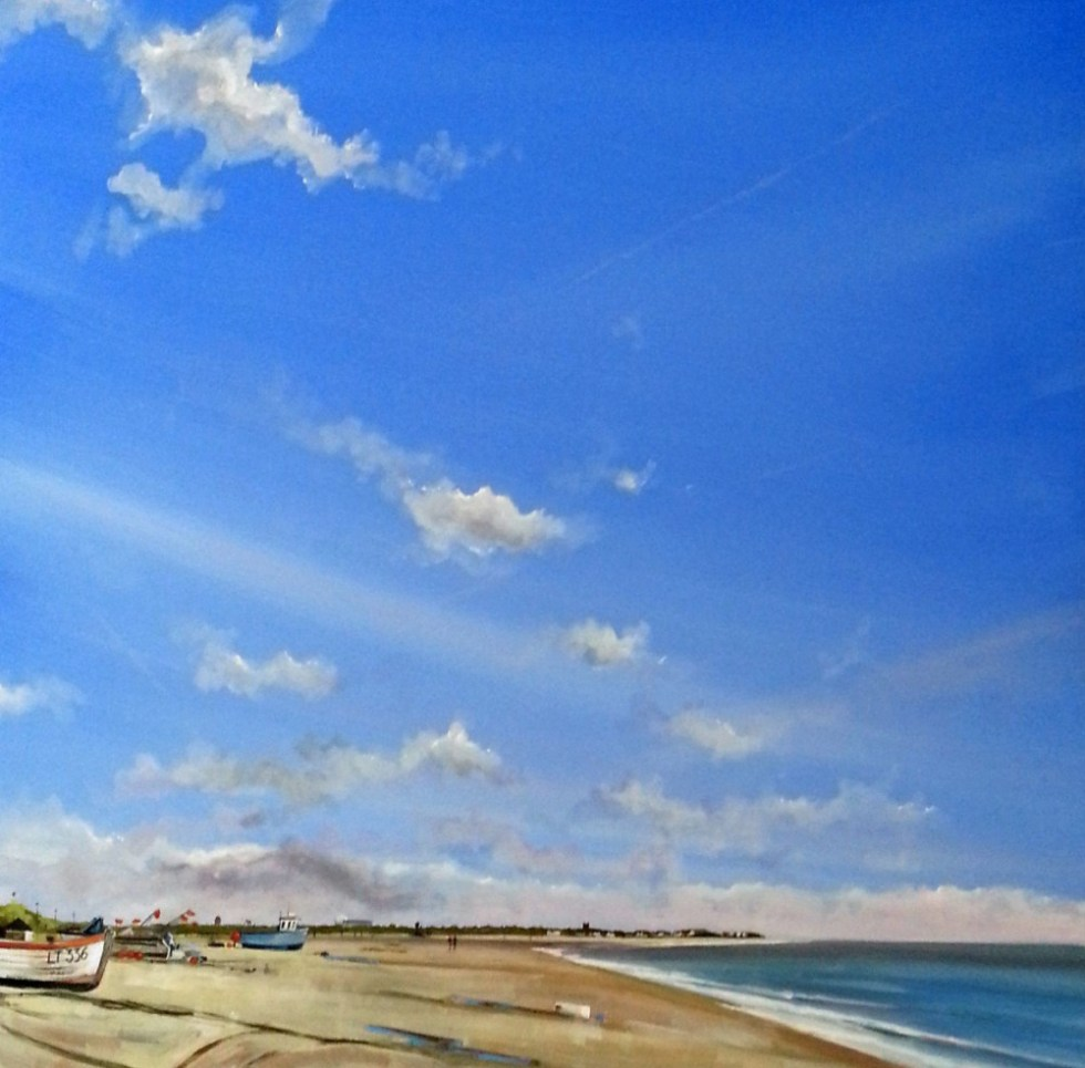 Aldeburgh beach. No 7