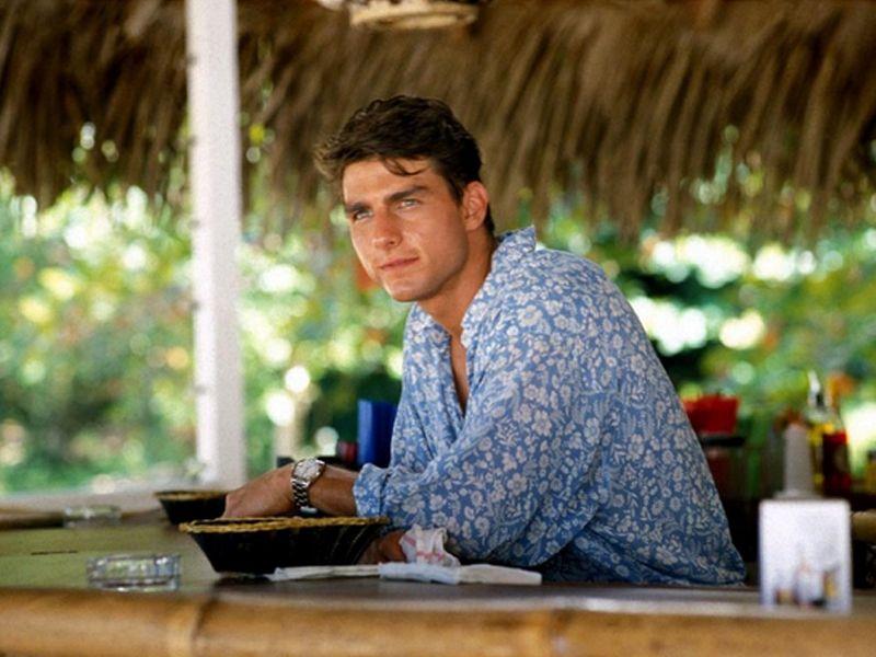 Tom Cruise As Brian Flanagan Cocktail Wallpaper 800x600