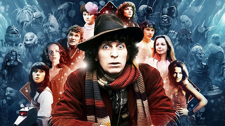 Tom Baker's Doctor was hard to beat.