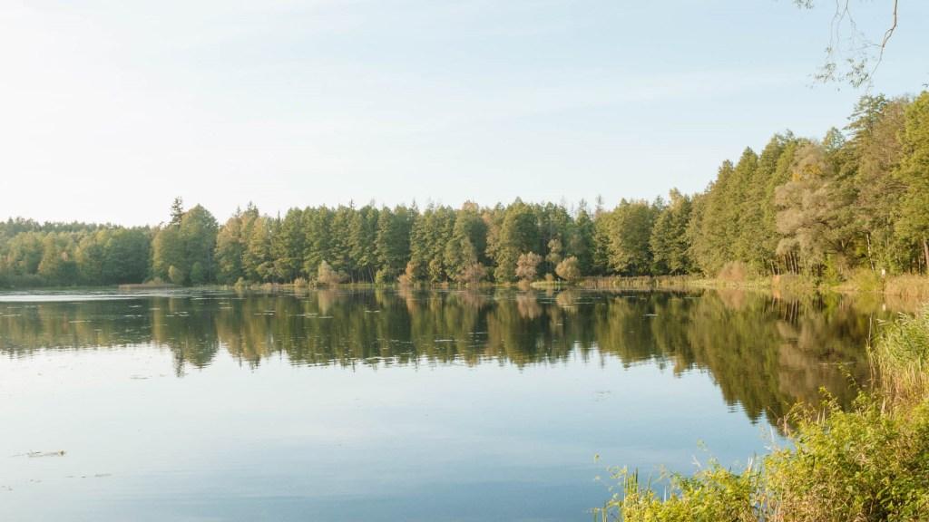 Topiło Lake