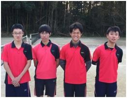 高校テニス部②