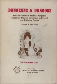 D&D. 1975 ca.