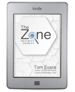 The Zone Kindle Touch