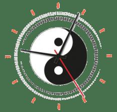 Time Yin Yang