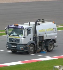 Plainly Not a Racing Car...