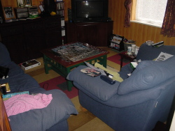 Pic of old sitting room