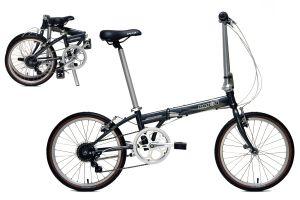 Dahon D7 folding bike