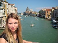 Chloe in Venice