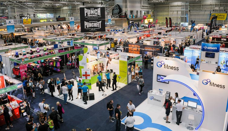 Fitness Conventions and Expos 2017 - 2018 (UK Edition)