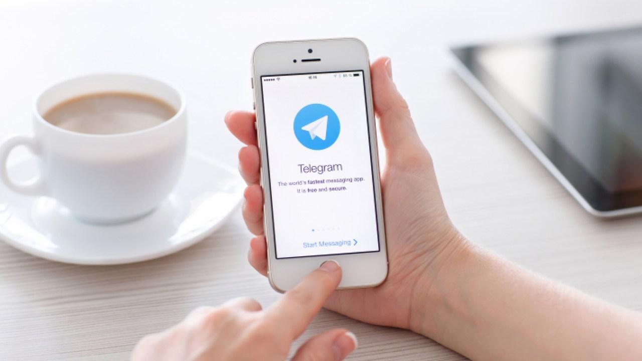 Keasyikan Pake Telegram Messenger – Tomi Purba
