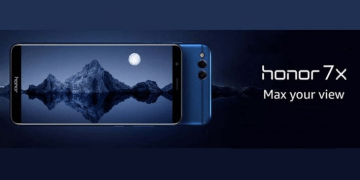 Ponsel Gaming Honor 7X