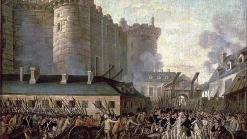 French Revolution - Storm on Bastille
