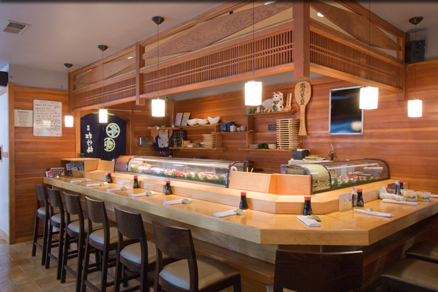 Sushi Restaurant TOMI SUSHI San Jose CA