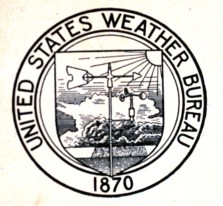 Image result for 1870 – In the United States, the Weather Bureau (later renamed the National Weather Service) makes its first official meteorological forecast