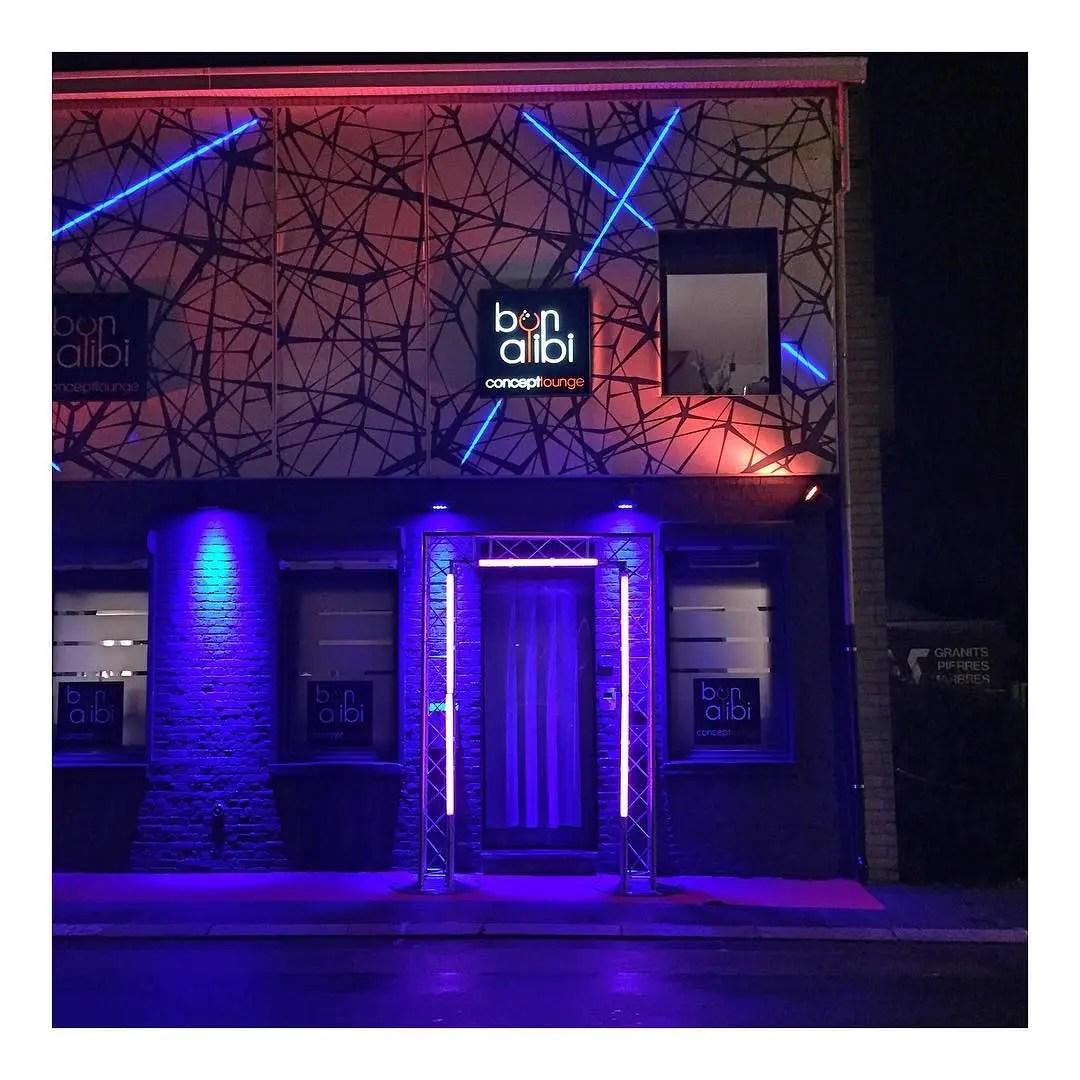 Mouscron Belgique - Bar