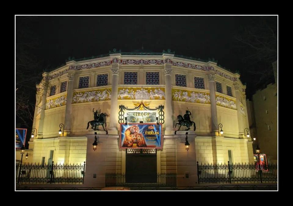 Tom Le Magicien - Cirque D'hiver de Paris