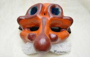 Murgatroyd the Mask by Tom Libertiny