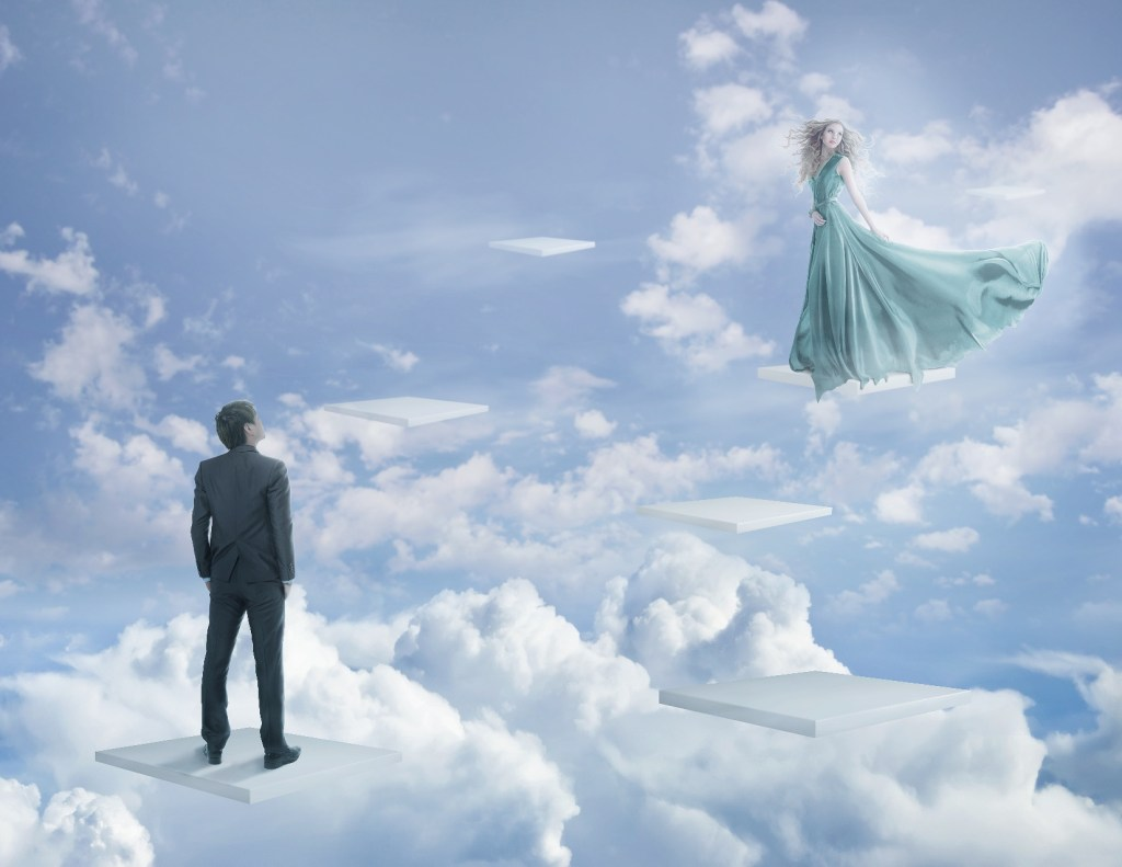 The Dichotomy of Clouds Author | Tom Libertiny Illustration | Ana Cruz