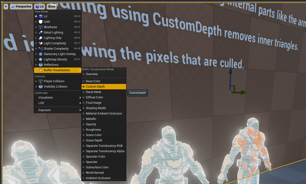 Custom Depth in Unreal Engine 4 - Tom Looman