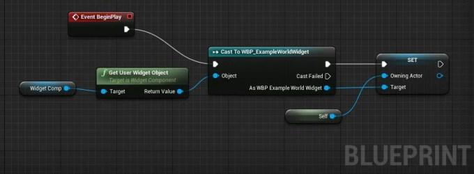 Creating Healthbars and in-world widgets with UMG - Tom Looman
