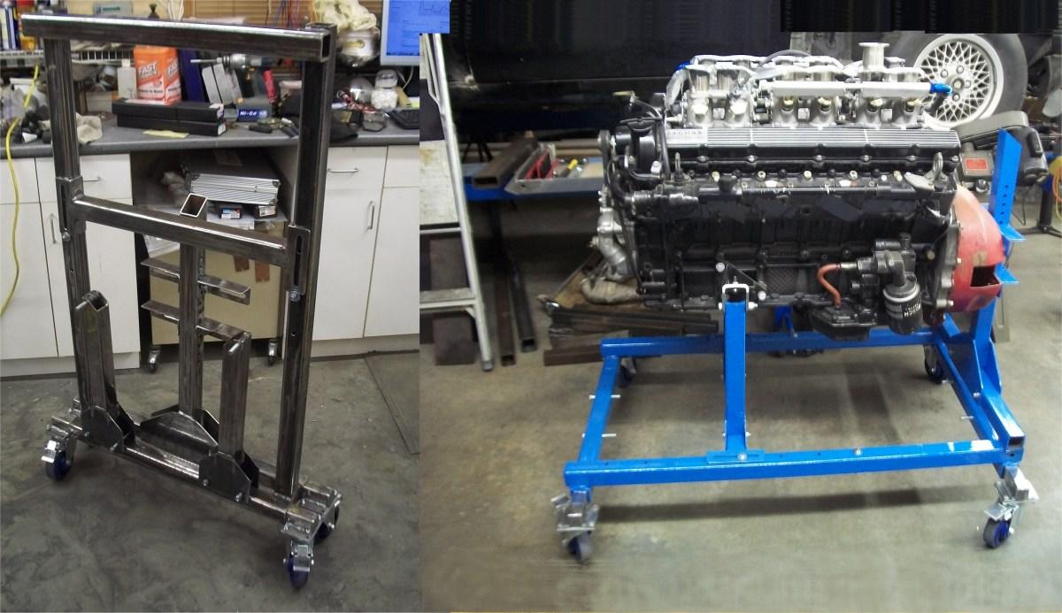 6 0l powerstroke engine diagram    engine    stand tom mackie racing     engine    stand tom mackie racing