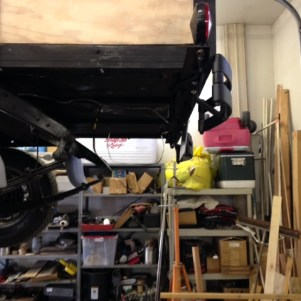 VW Tank Install 1