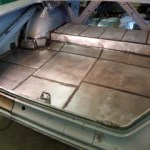 Seam Sealer trunk
