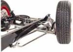 Hairpin Frint Suspension