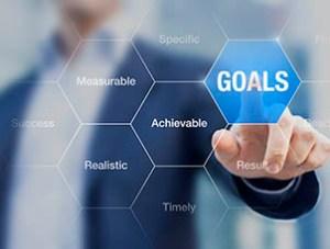 Image of Life Coaching goal map
