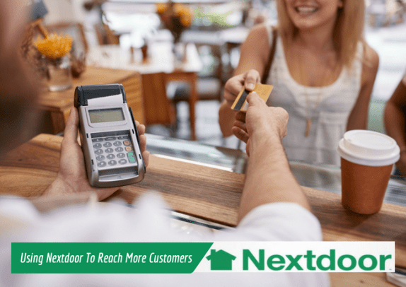 Image Nextdoor for Business