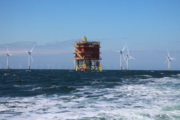 Stopcontact op zee - Krant van West-Vlaanderen