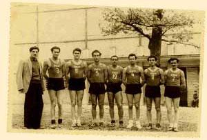 Soviet Basketball Team
