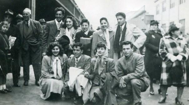 Armenian Repatriates 1947
