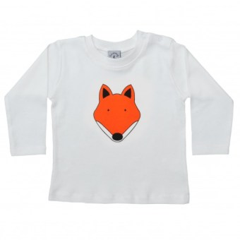 Ethical Gifts - Tommy and Lottie Unisex Fox Tee