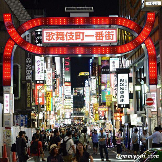 Kabukichō (歌舞伎町)