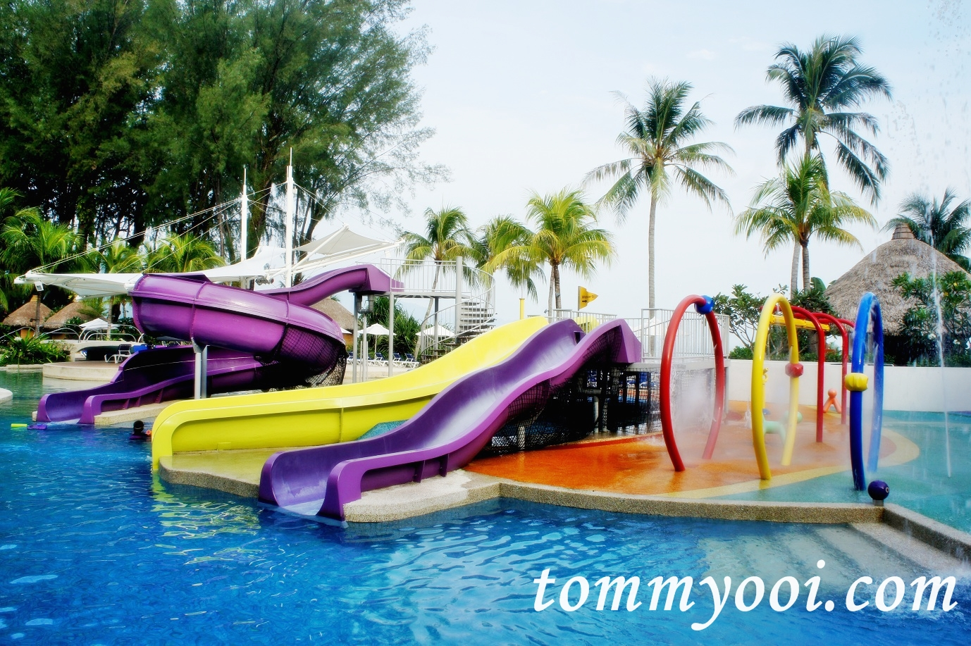 Hard Rock Hotel Penang Kids Area