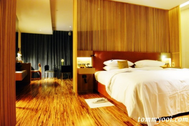 Sofitel So Studio Wood Element