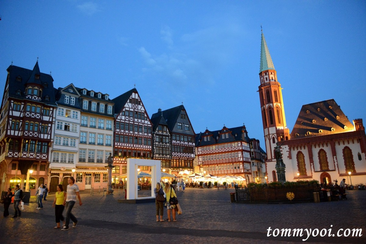 8 Must Visit Frankfurt Attractions & Travel Guide - Tommy