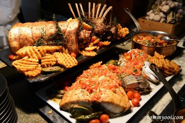 Le Meridien Bangkok - Succulent Roast