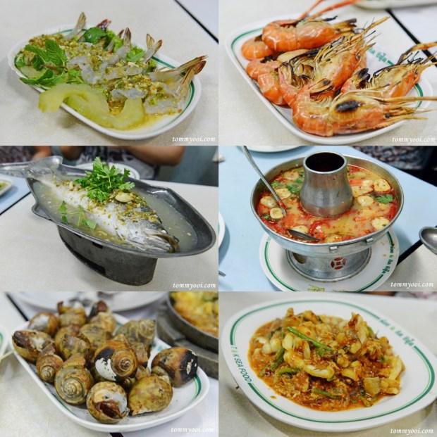 T&K Seafood Bangkok