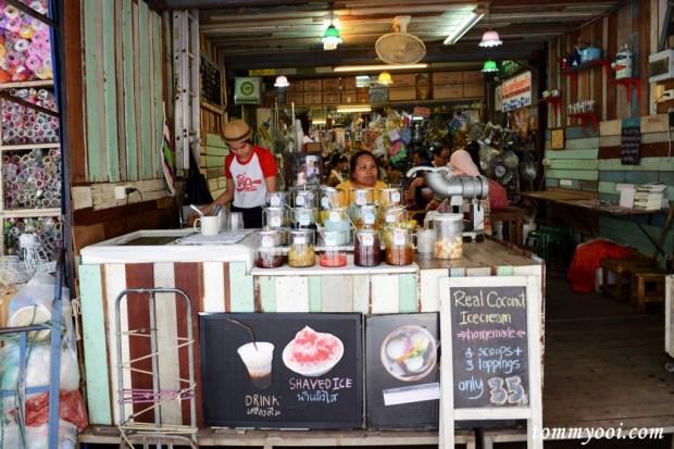 Chatuchak Coconut Ice Cream